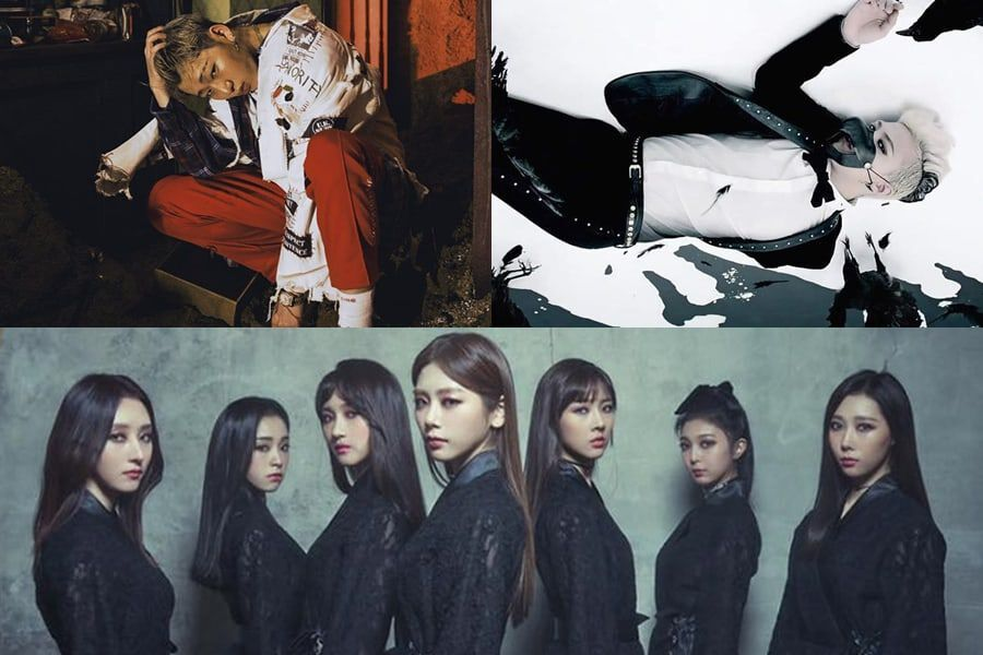 8 Sinister K-Pop MVs That Channel The Halloween Spirit
