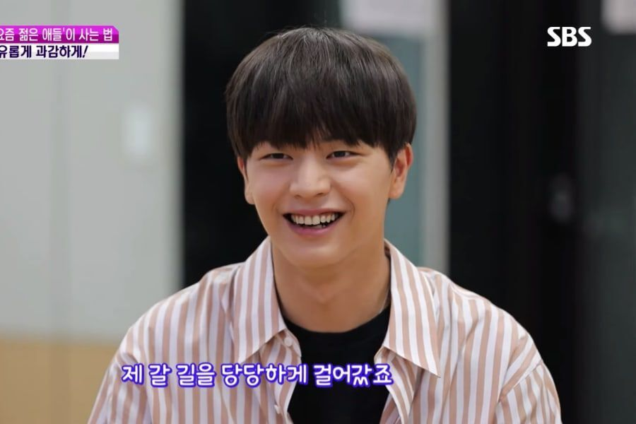 BTOB's Yook Sungjae Reveals His Agency's Concerns About His Silly Social Media Posts