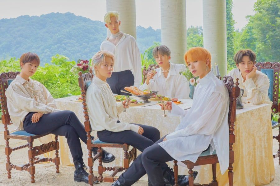 Update: ONEUS Reveals 1st Glimpse Of Concept For August Comeback