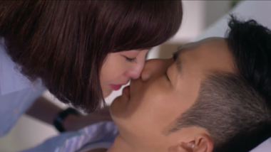 Tiffany Tang Kisses Wallace Chung: My Sunshine (Director's Cut)