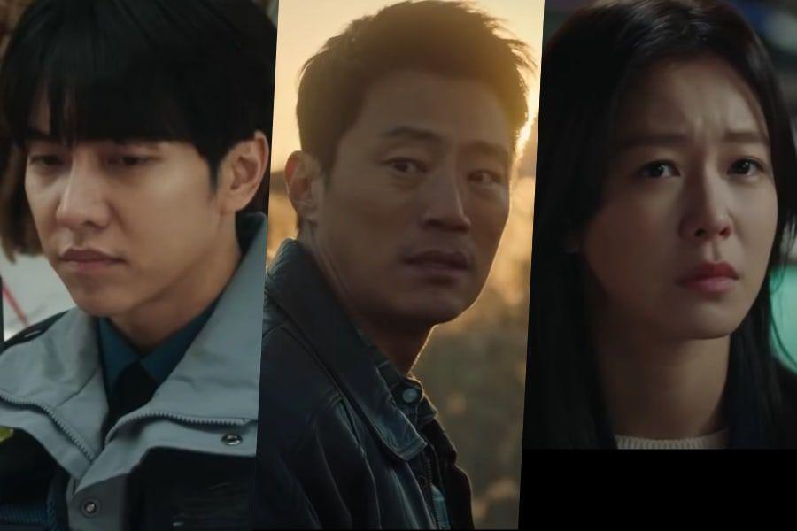 Lee Seung Gi, Lee Hee Joon, Kyung Soo Jin y más caen en la desesperación mientras comienza la caza en el teaser del nuevo thriller de tvN