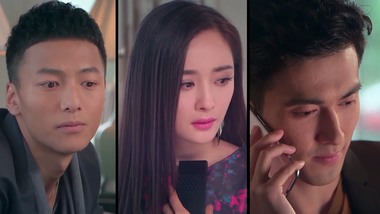 Ep 39: Ying Dong and Zi Rui fight over Luo Yi: V Love