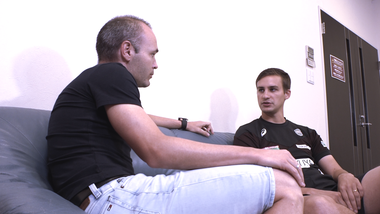 Iniesta TV: Discover Japan Episode 11: Japanese Lesson #1 Basic Words for Daily Life and Football