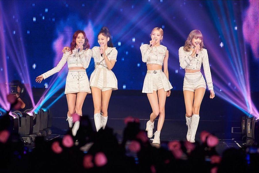 "BLACKPINK Becomes First Korean Girl Group To Receive RIAA Gold Certification With ""DDU-DU DDU-DU"""