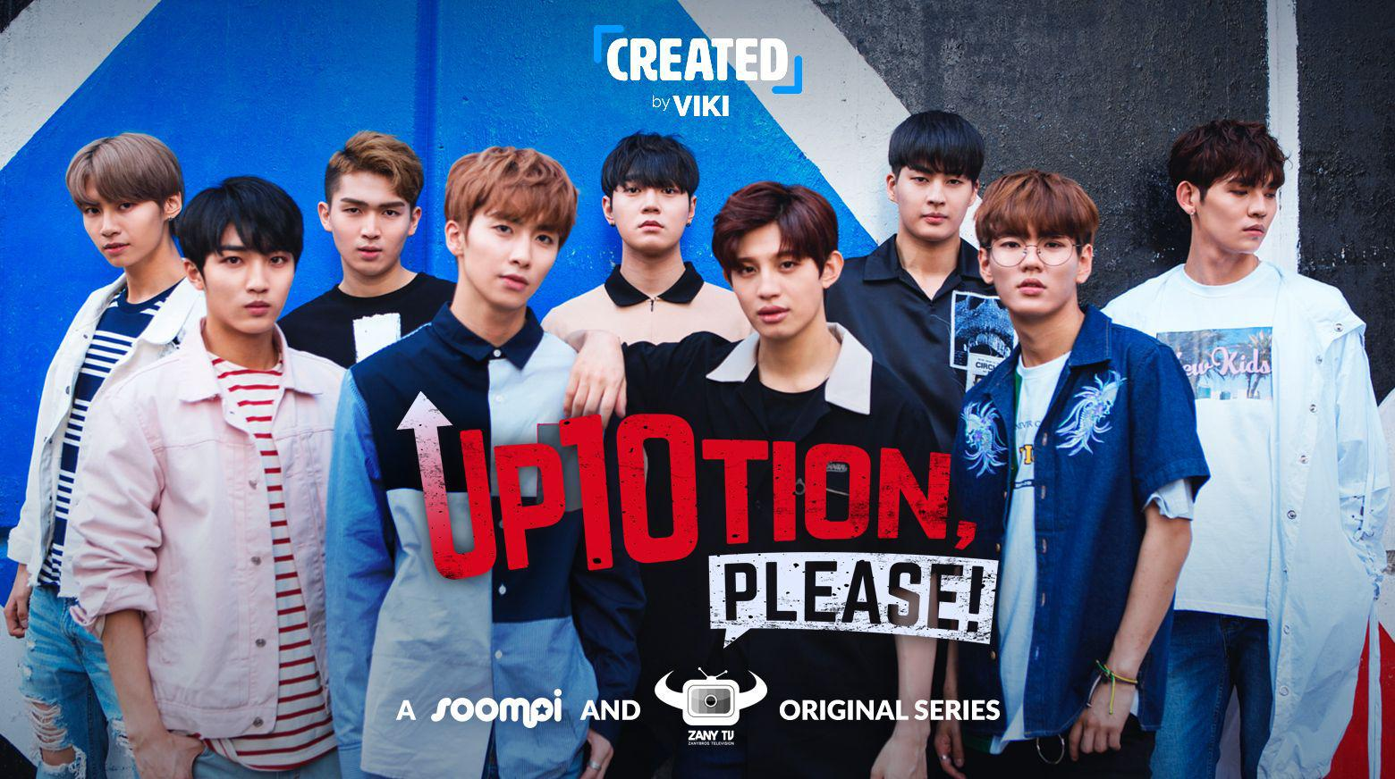 Up10tion, por favor