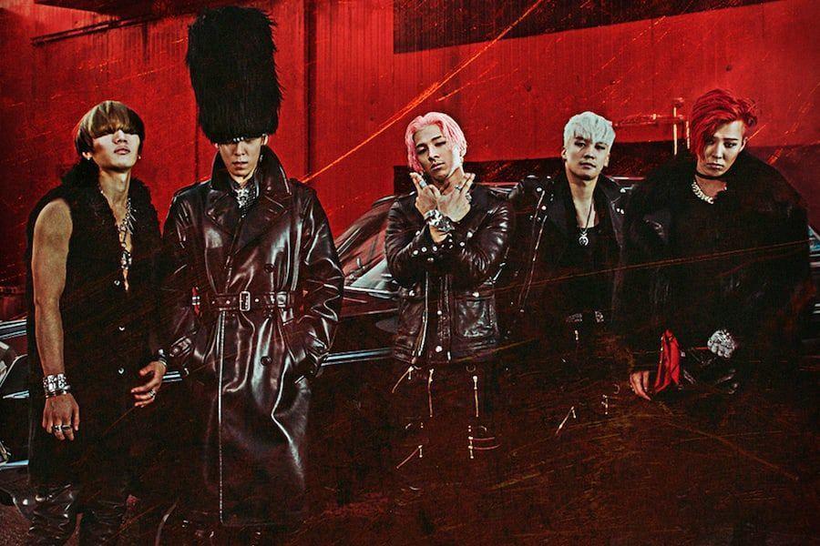 """""""Bang Bang Bang"""" de BIGBANG se convierte en su segundo video en alcanzar las 350 millones de reproducciones"""