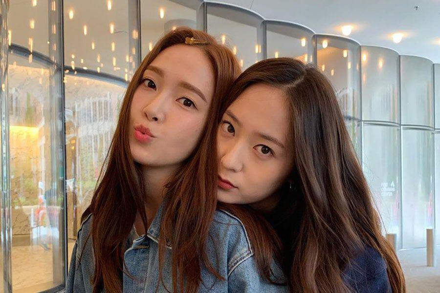 Jessica Sends Sweet Gift To Show Support For f(x)'s Krystal And Her Upcoming Film