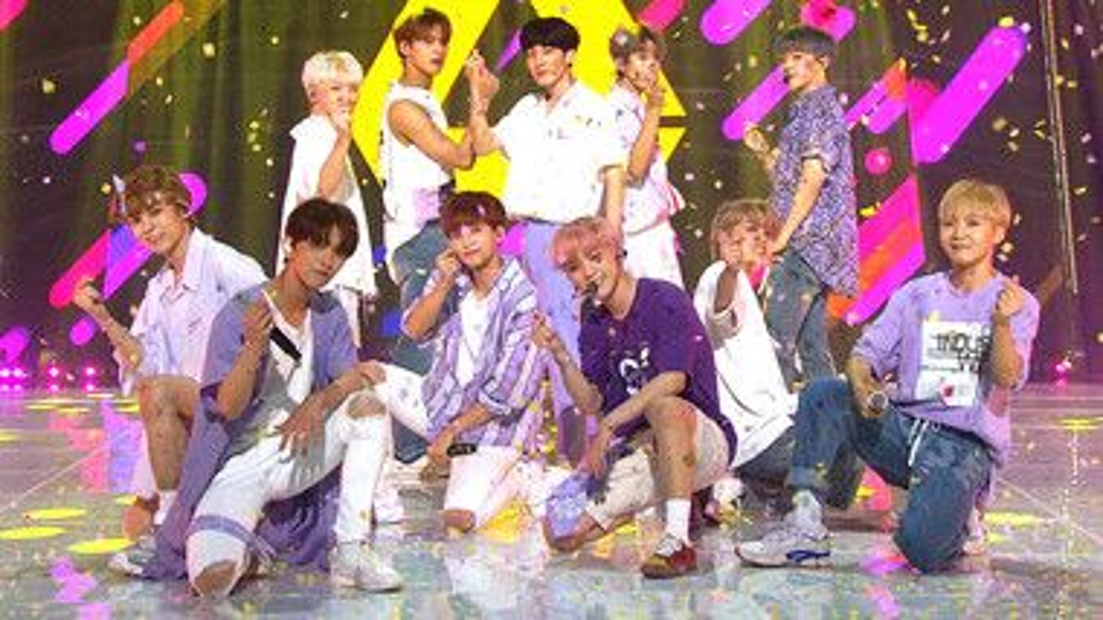Music Bank K-Chart Episode 940