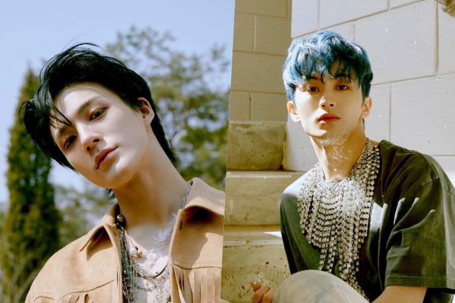 """Update: NCT DREAM's Jeno And Mark Get Chill In New Teasers For """"Hot Sauce"""" Comeback"""