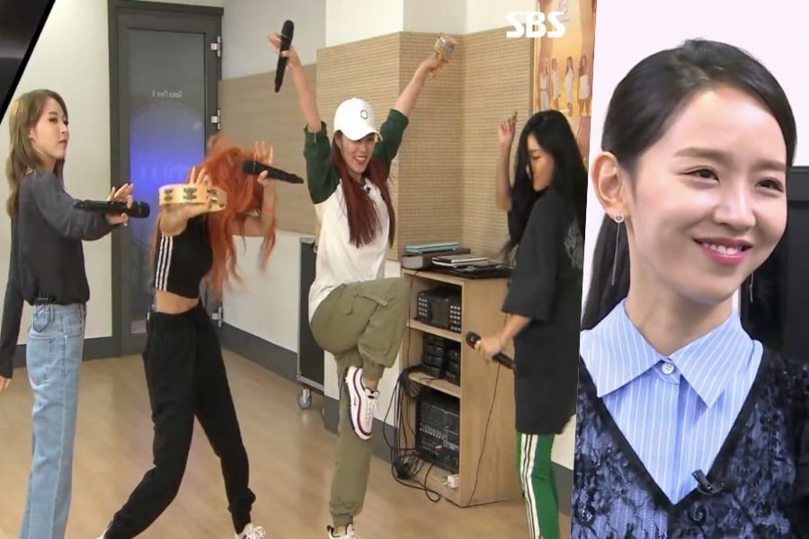 Watch: MAMAMOO, Shin Hye Sun, And More Show Off Their Charms