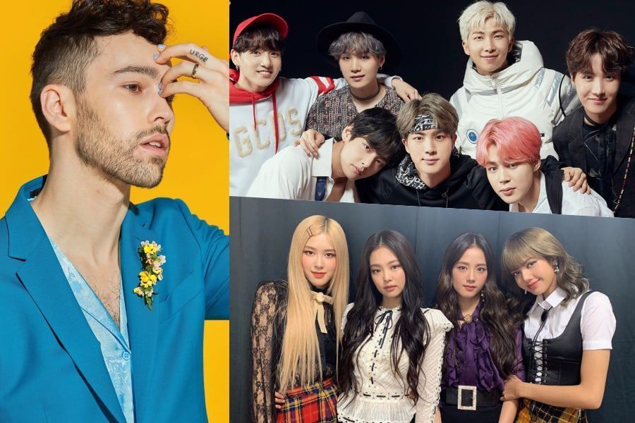 American Singer-Songwriter MAX Shares His Hopes To Collab With K-Pop Idols Including BTS, BLACKPINK, And More