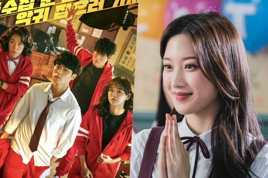 """""""The Uncanny Counter"""" Scores No. 1 On Weekly Most Buzzworthy Dramas List + Moon Ga Young Tops Actor Ranking"""