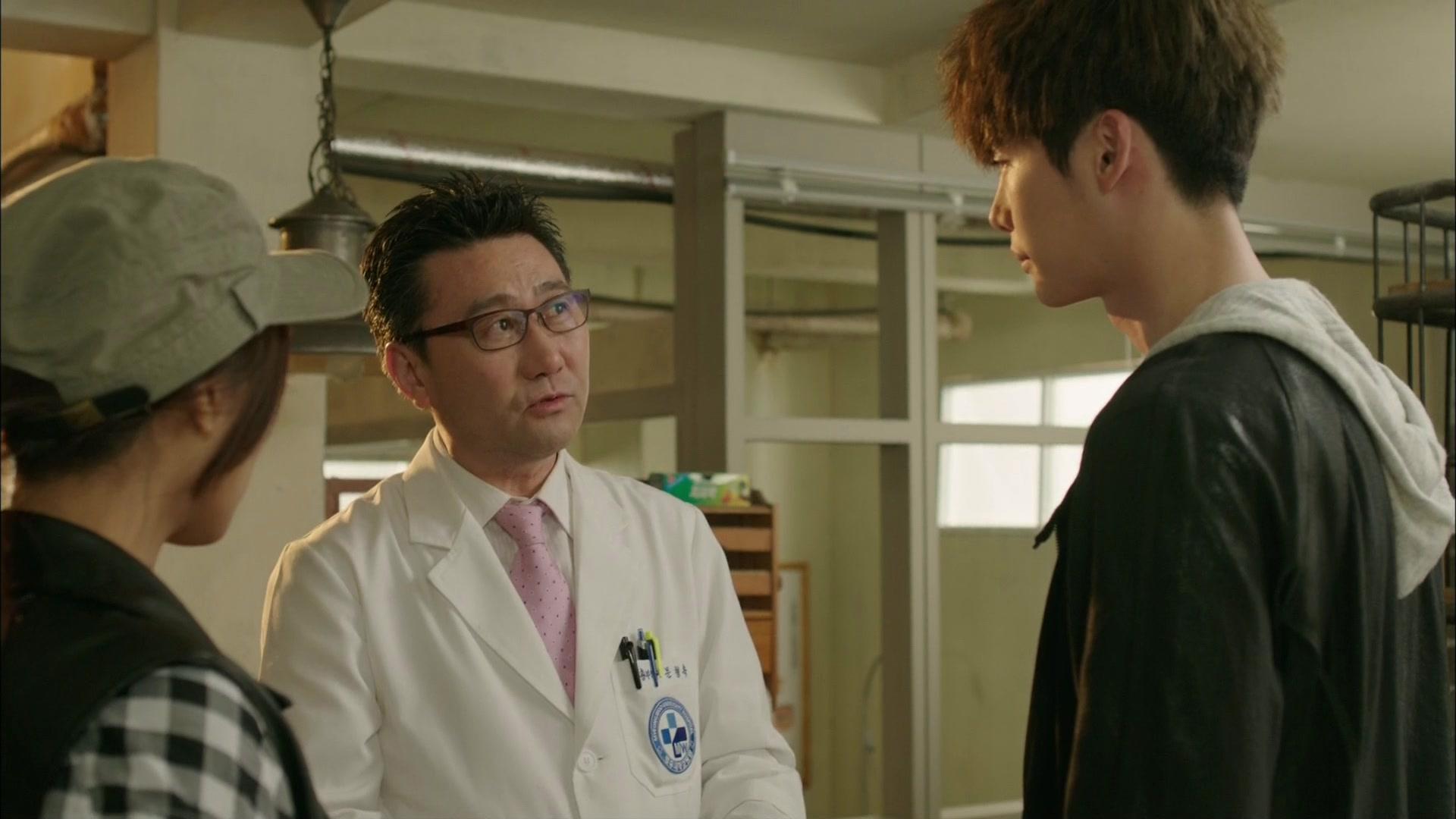 Doctor Stranger Episode 4