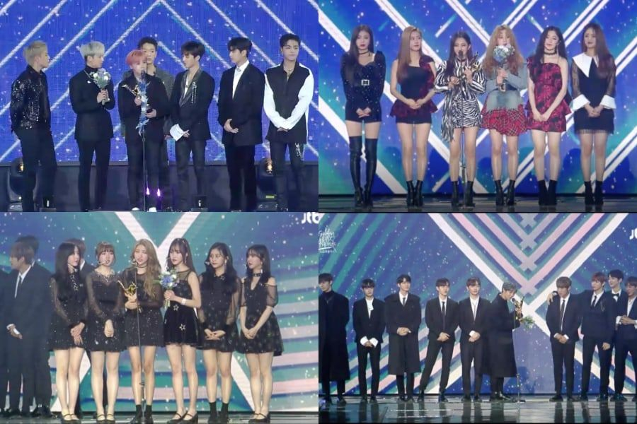 Winners Of The 33nd Golden Disc Awards Day 1