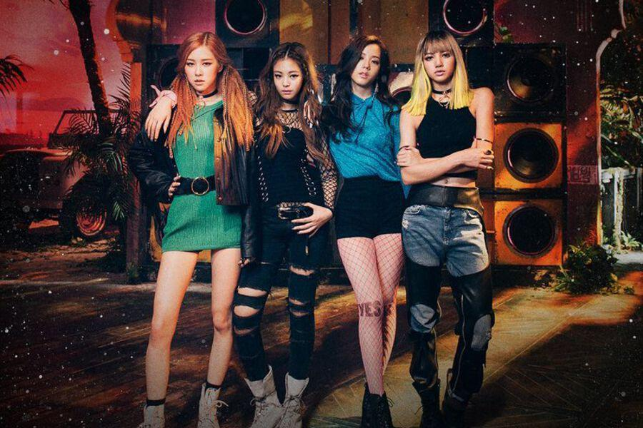 "BLACKPINK's ""BOOMBAYAH"" Becomes Their 3rd MV To Reach 400 Million Views 