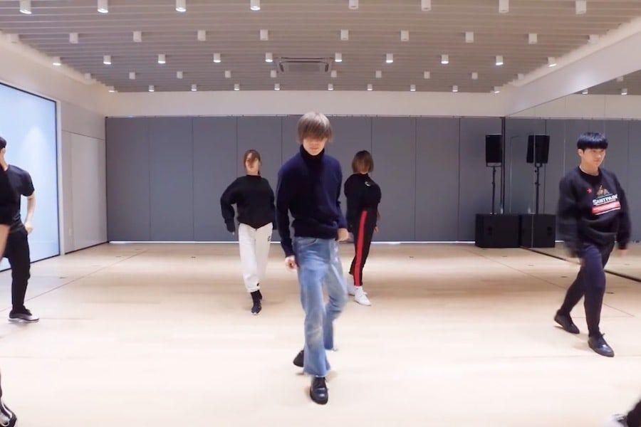 "Watch: SHINee's Taemin Mesmerizes In Dance Practice Video For ""WANT"""