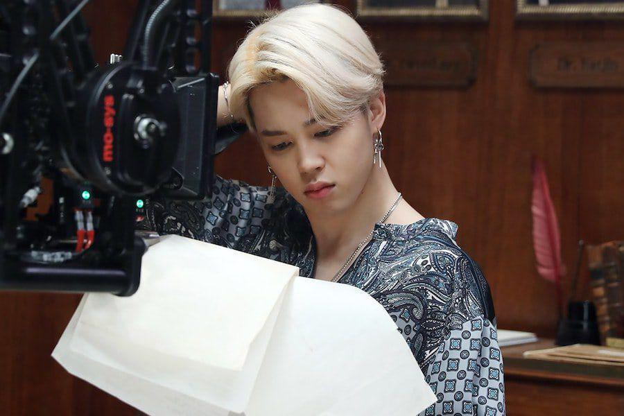 BTS's Jimin Talks About The Group's Upcoming Album Process As Music Project Manager