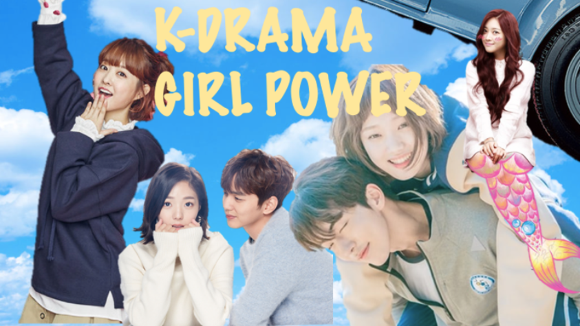 K-Drama Girl Power!