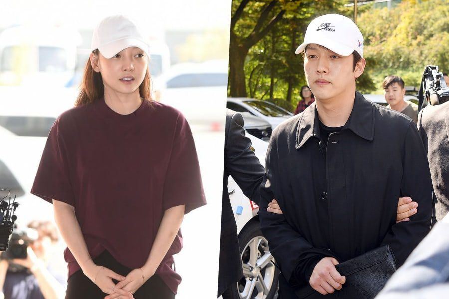 Arrest Warrant For Goo Hara's Ex-Boyfriend Rejected