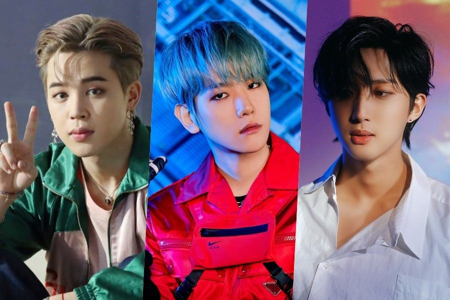 October Boy Group Member Brand Reputation Rankings Announced