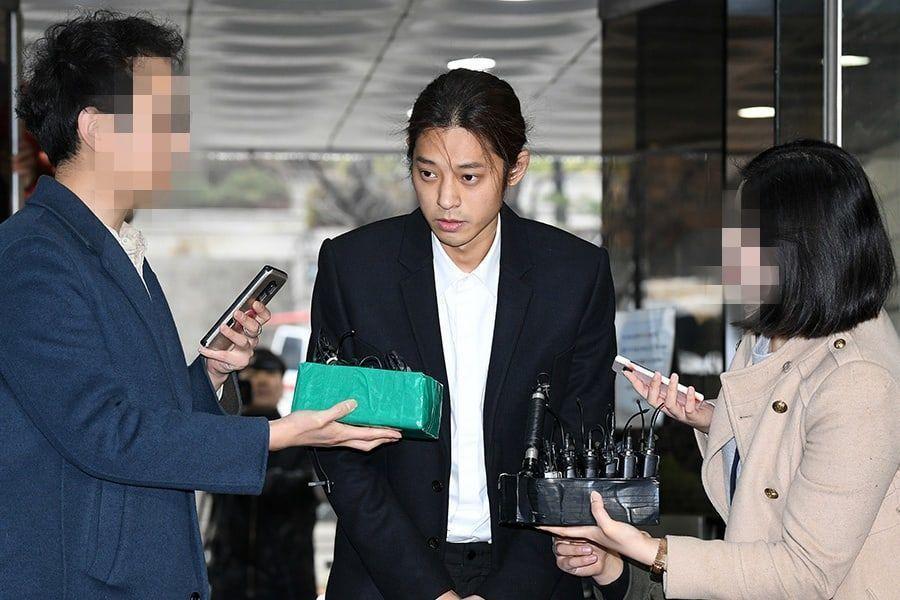 Jung Joon Young admite todos los cargos y se disculpa antes de ser interrogado en la corte