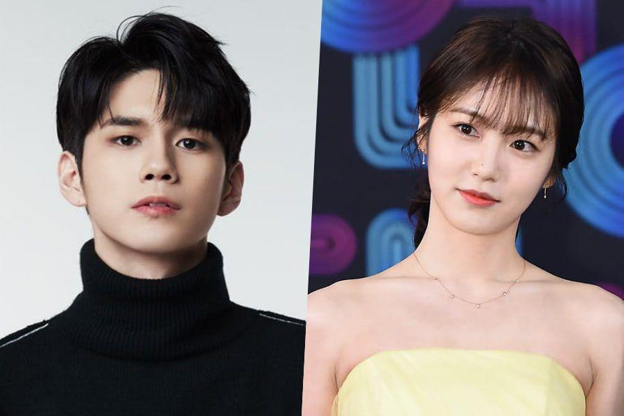 Ong Seong Wu And Shin Ye Eun Confirmed To Star In Upcoming JTBC Drama