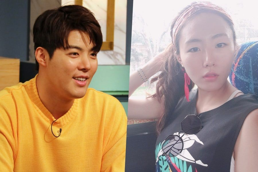 Kangnam Tells All About His Love Story With Girlfriend Lee Sang Hwa