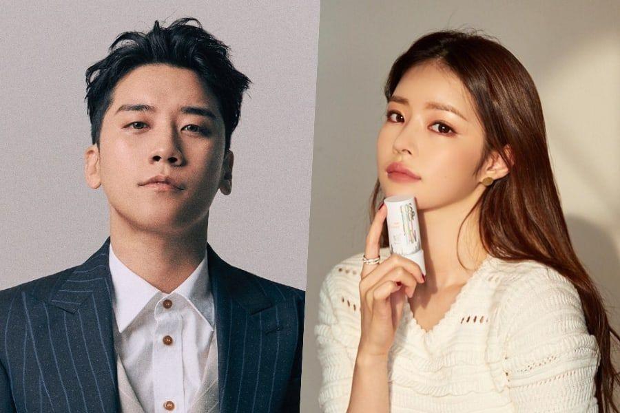 Bigbangs Seungri Reportedly Dating Actress Yu Hye Won