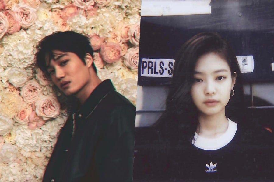 Publicaciones pasadas de Kai de EXO y Jennie de BLACKPINK ganan atención luego de las noticias sobre su relación