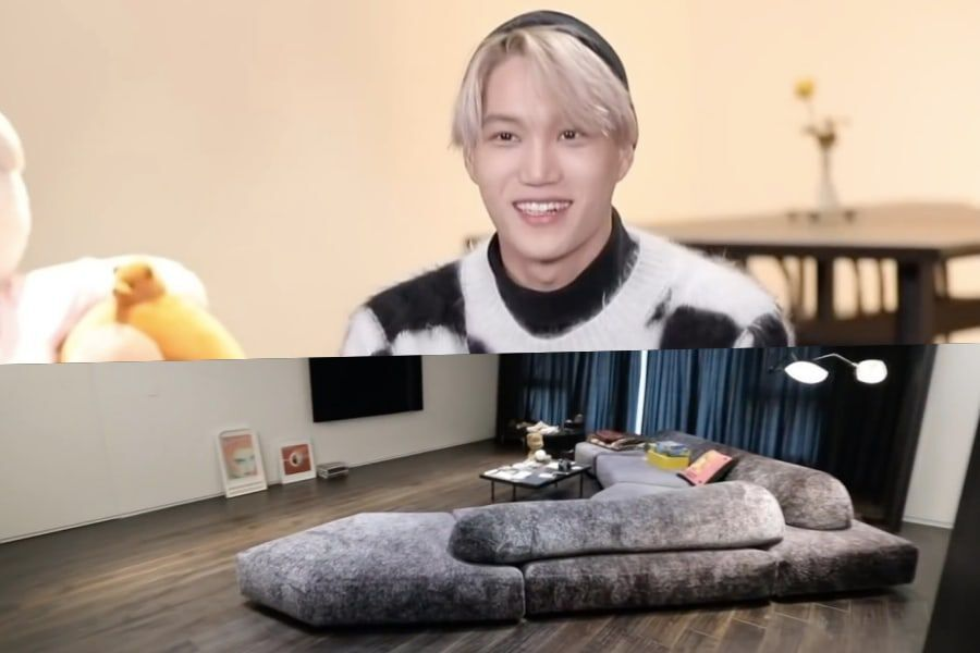 "Watch: EXO's Kai Shows His Home And A Chaotic Visit From Niece And Nephew In ""Home Alone"" (""I Live Alone"") Preview"