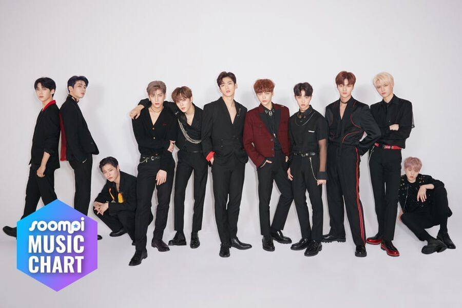 """X1 Rises To No. 1 With """"FLASH""""; Soompi's K-Pop Music Chart 2019, September Week 2"""