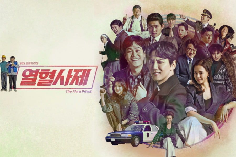 """""""The Fiery Priest"""" Continues To Rise As It Hits New Personal Best In Viewership Ratings"""
