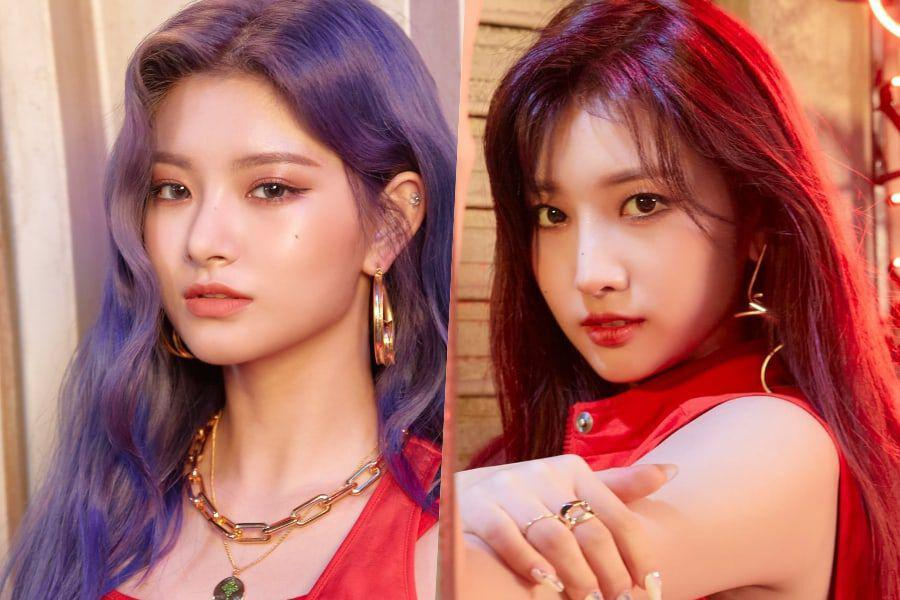 EVERGLOW's Yiren And Sihyeon Test Positive For COVID-19; Other Members To Go Into Self-Quarantine