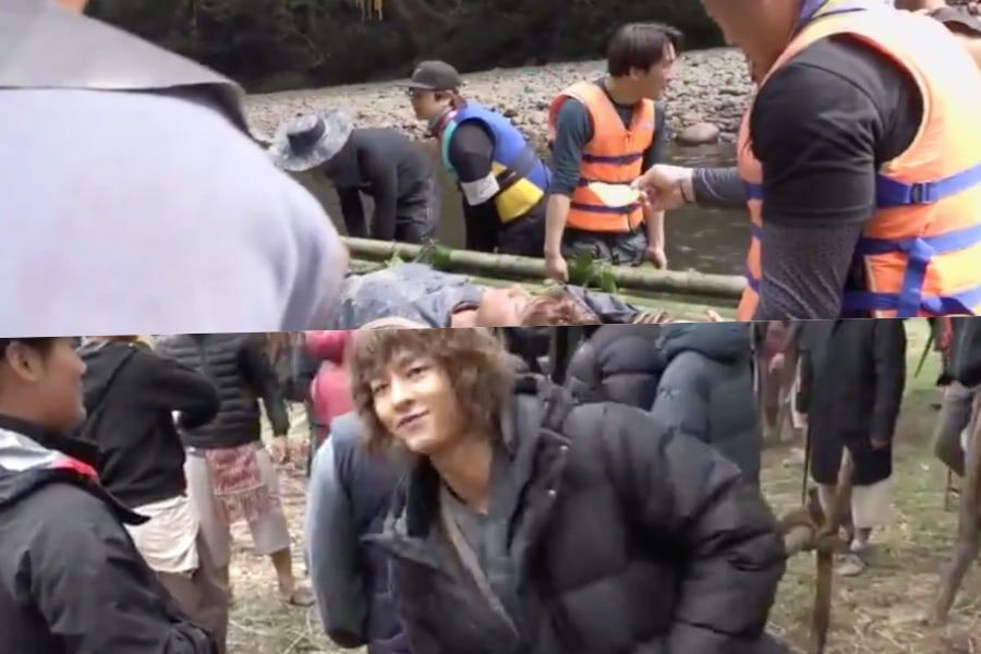 """Watch: """"Arthdal Chronicles"""" Cast Shows The Relaxed Side Of Rehearsing Intense Scenes"""