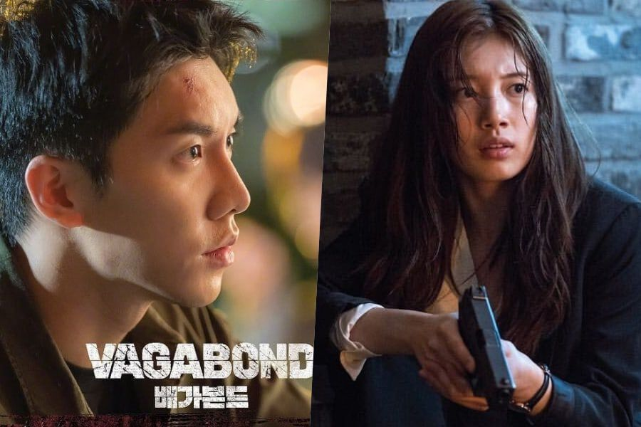 "Vagabond"" Starring Lee Seung Gi And Suzy Raises Anticipation With ..."