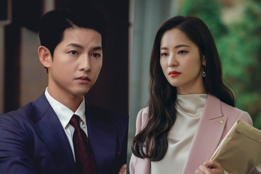 """Song Joong Ki And Jeon Yeo Bin Team Up To Take Over The Courtroom In """"Vincenzo"""""""