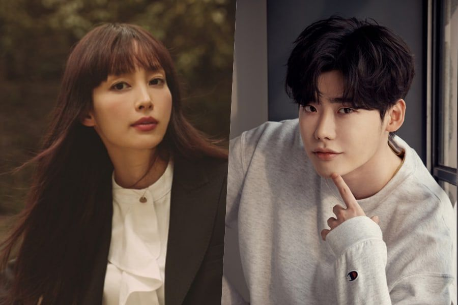Lee Na Young To Star Opposite Lee Jong Suk In New Romantic