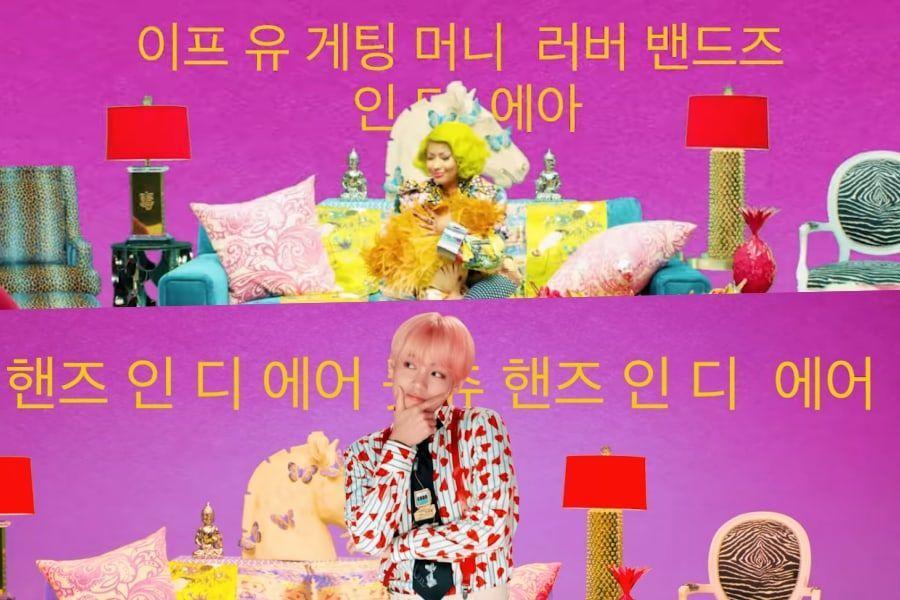 Ada Ide Nicki Minaj di Video Klip Terbaru BTS