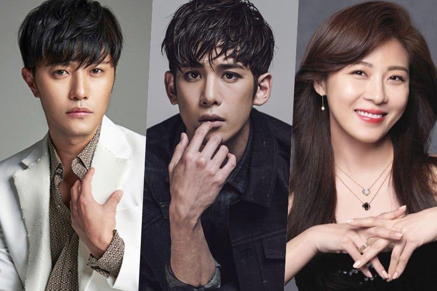 "Jin Goo And Park Ki Woong Leave ""Prometheus"" Following Ha Ji Won"