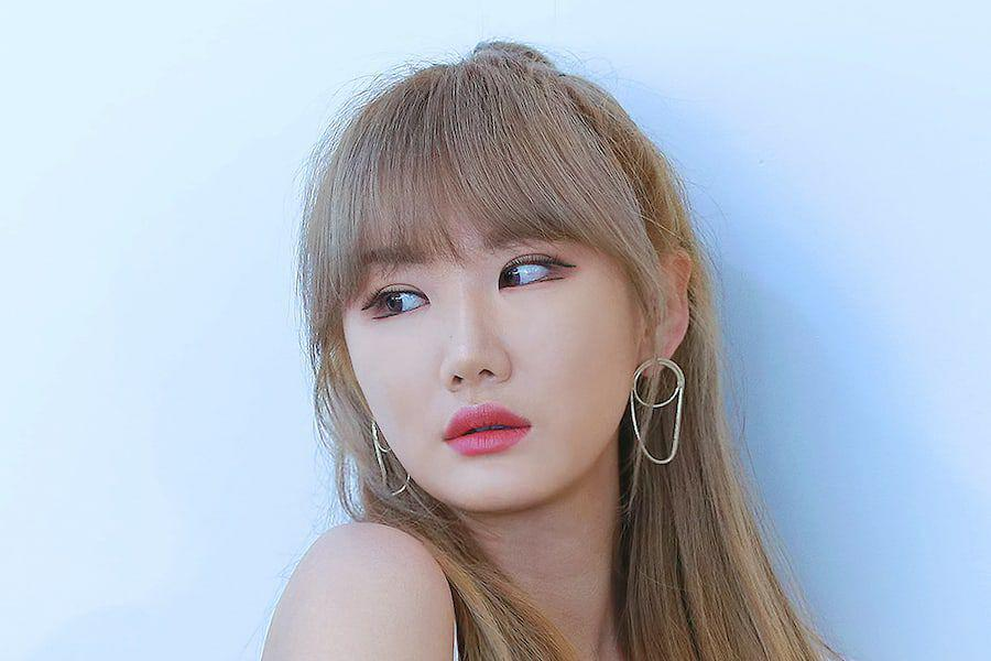 LE Becomes Final EXID Member To Leave Banana Culture Entertainment