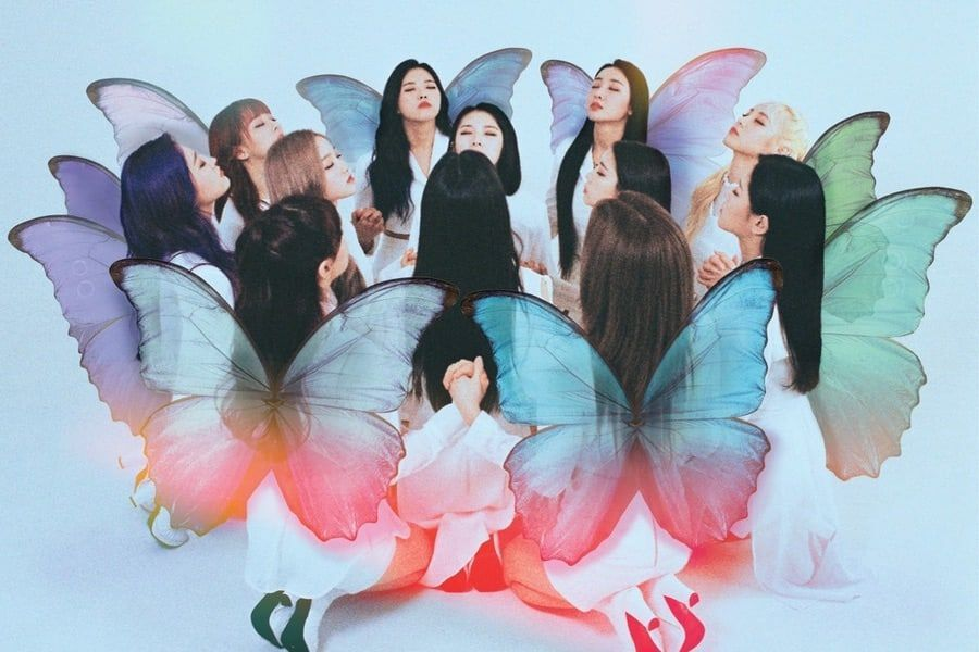 """LOONA Excels On iTunes Charts Around The World With Repackaged Album """"X X"""""""