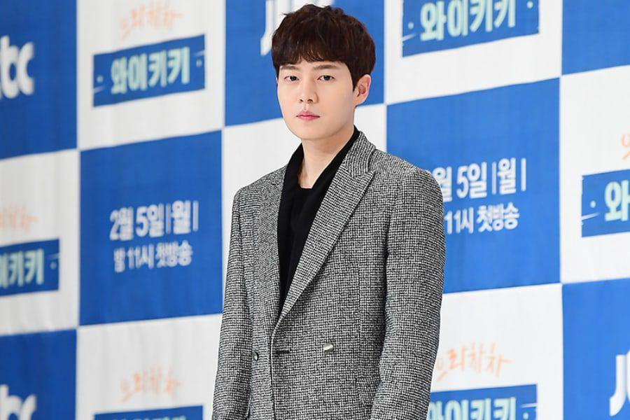 Son Seung Won Arrested For Drunk Driving And Hit And Run Incident Soompi