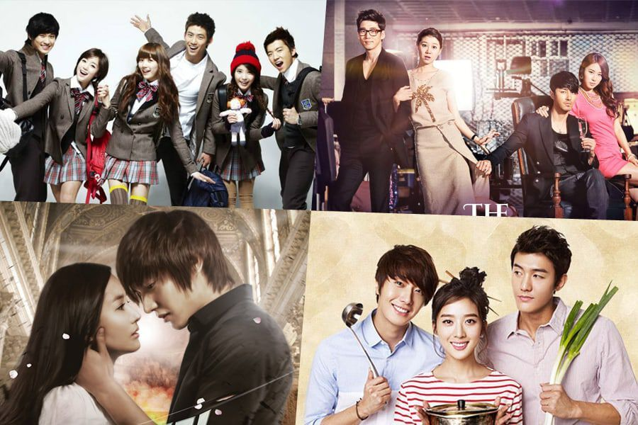 Blast From The Past: 10 K-Dramas Turning The Big 10 In 2021
