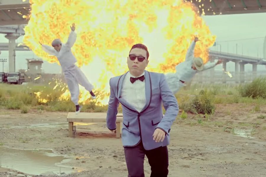"PSY's ""Gangnam Style"" MV Surpasses A Whopping 3.5 Billion Views"