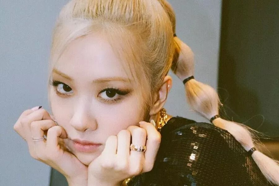 "Rosé de BLACKPINK da pistas de que un video musical para ""GONE"" llegará ""muy, muy pronto"""