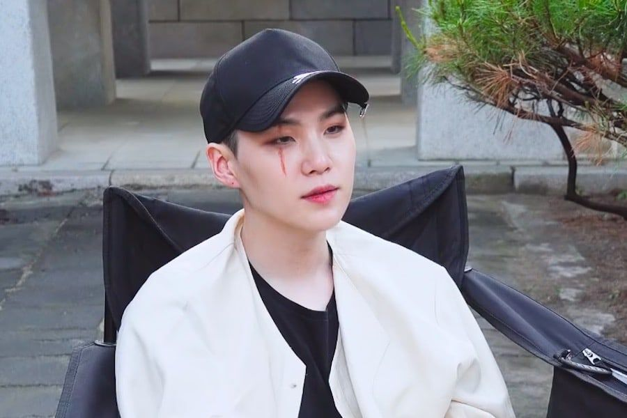 Watch Bts Suga Agust D Talks About Creating D 2 Bringing