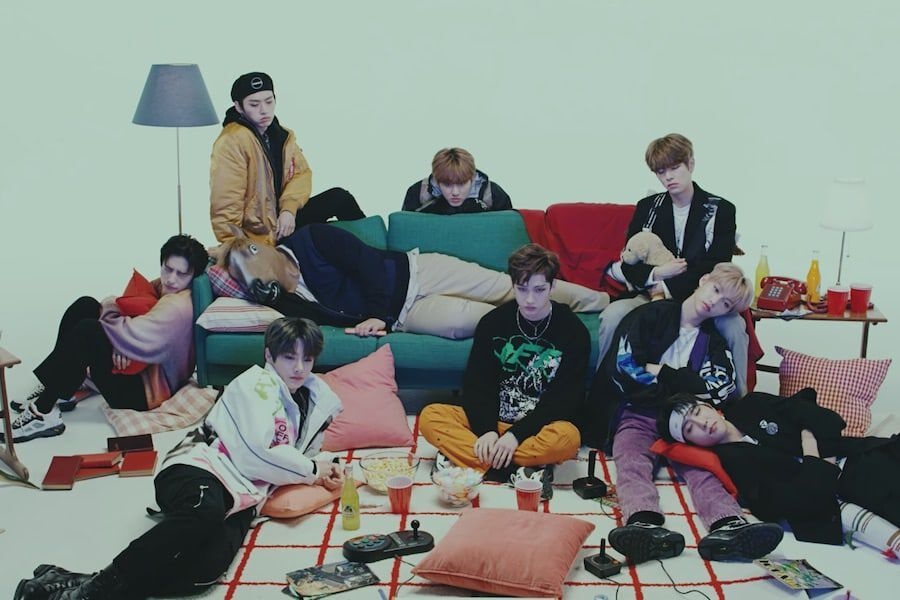 Update Stray Kids Drops Quirky Mv Teaser For Upcoming Mixtape Gone Days Soompi