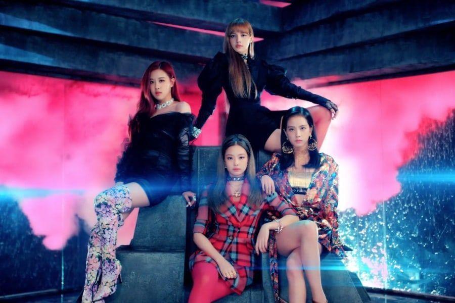 """""""DDU-DU DDU-DU"""" de BLACKPINK hace historia como el primer MV de un grupo K-Pop en alcanzar 800 millones de reproducciones"""