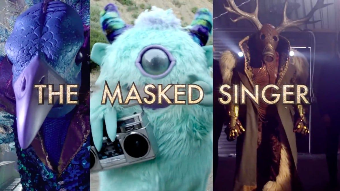 Watch American Version Of \u201cThe King Of Masked Singer