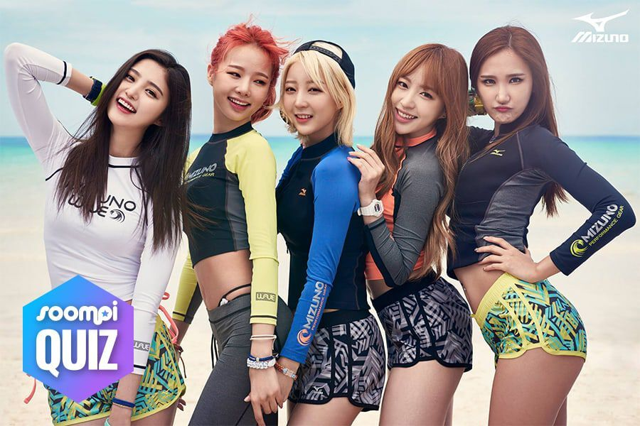 QUIZ: Which EXID Member Is Your Soulmate? | Soompi